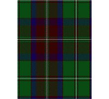 00215 Glen Tilt District #1 Tartan  Photographic Print