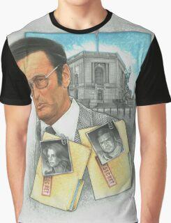 The Bionic Boss! Graphic T-Shirt