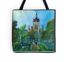 West Bend Old City Hall Tote Bag