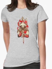 Macbeth Womens Fitted T-Shirt