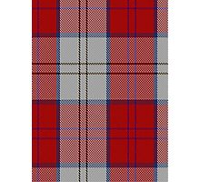 00220 Lennox District Dress Tartan  Photographic Print