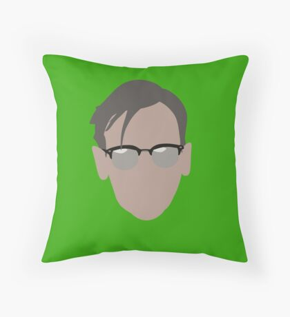 Gotham, Riddler, Nygma  Throw Pillow