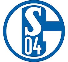 FC Schalke 04 Photographic Print