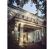 The House On Reese Road Photographic Print