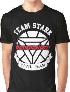 Registration Forces Team Stark Graphic T-Shirt