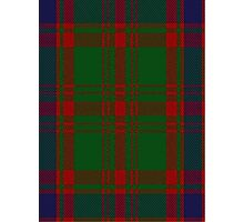 00229 Nithsdale District Tartan  Photographic Print
