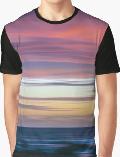 Sunset - Moses Rock Graphic T-Shirt