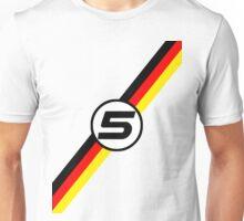 Sebastian Vettel, Formula 1 F1 Top driver Unisex T-Shirt