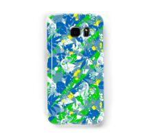 Brazil Splash Pepe Psyche Samsung Galaxy Case/Skin