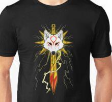 Thunder Edge - Black Unisex T-Shirt
