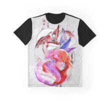 zorro rayado Graphic T-Shirt