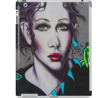 Graffiti Women iPad Case/Skin