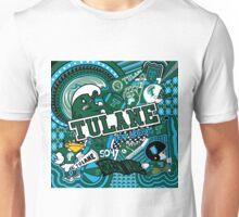 Tulane Collage  Unisex T-Shirt