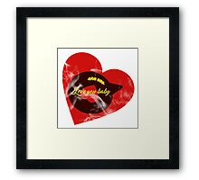 Heart Beat Framed Print