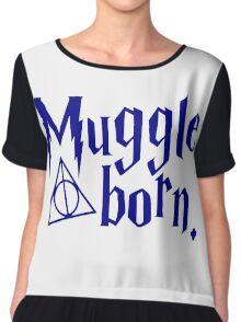 Muggle Born Chiffon Top