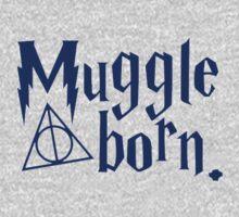 Muggle Born Kids Tee
