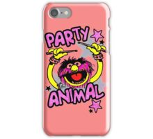 Party Animal Cookies iPhone Case/Skin
