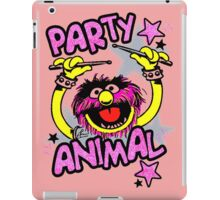 Party Animal Cookies iPad Case/Skin