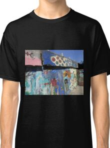 Graffiti art - abstract Classic T-Shirt