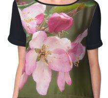Spring flowers Chiffon Top