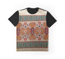 """Latvian Pillow - BROWN""© Graphic T-Shirt"