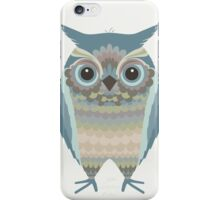 WHOOTEE iPhone Case/Skin