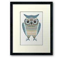 WHOOTEE Framed Print
