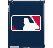 Negan Major League iPad Case/Skin