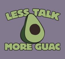 Less talk more guac Kids Tee