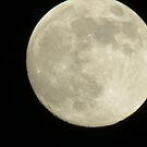 Full Moon, April 20 2016 by MaeBelle