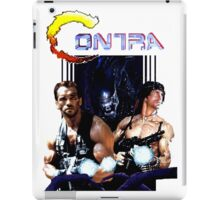 Contra Game Parody iPad Case/Skin