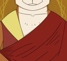 Dalai-Shiba Sticker