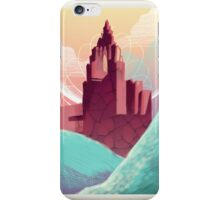 Red Temple iPhone Case/Skin
