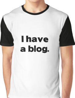Check out my blog Graphic T-Shirt