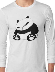 Angry Panda Long Sleeve T-Shirt