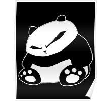 Angry Panda Poster