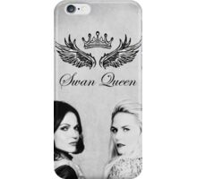 Swanqueen Photo Op iPhone Case/Skin