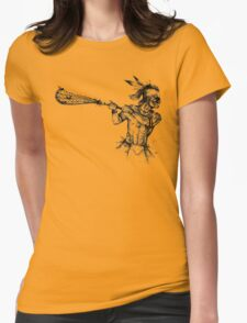 The Founder Womens Fitted T-Shirt