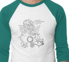 What an Interesting Plant! Men's Baseball ¾ T-Shirt