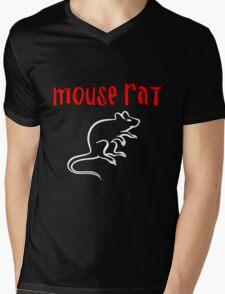 Mouse Rat Mens V-Neck T-Shirt