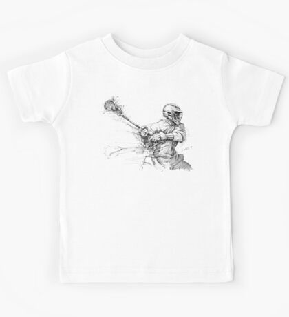 Crank (Black Ink) Kids Tee