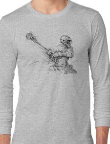 Crank (Black Ink) Long Sleeve T-Shirt