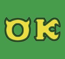 Oozma Kappa Shirt by Merwok