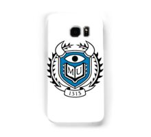 Monsters University Logo Samsung Galaxy Case/Skin