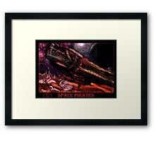 TH155 Framed Print