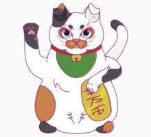 Maneki Neko Baby Tee