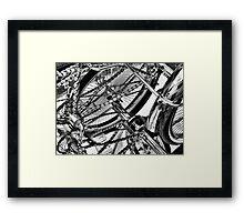BW27 Framed Print