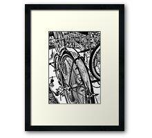 BW29 Framed Print
