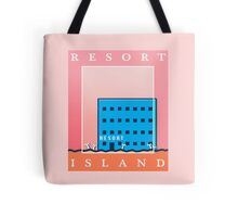 RESORT ISLAND TOURIST ITEMS - LISA THE PAINFUL RPG Tote Bag