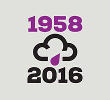 Purple Rain (Prince 1958-2016) Unisex T-Shirt